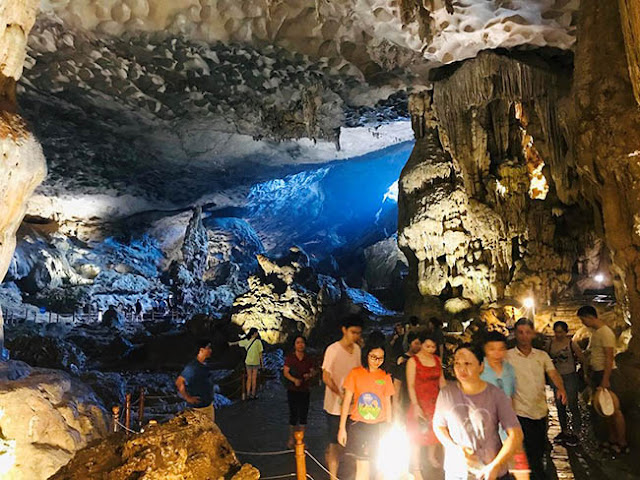 Sung Sot cave