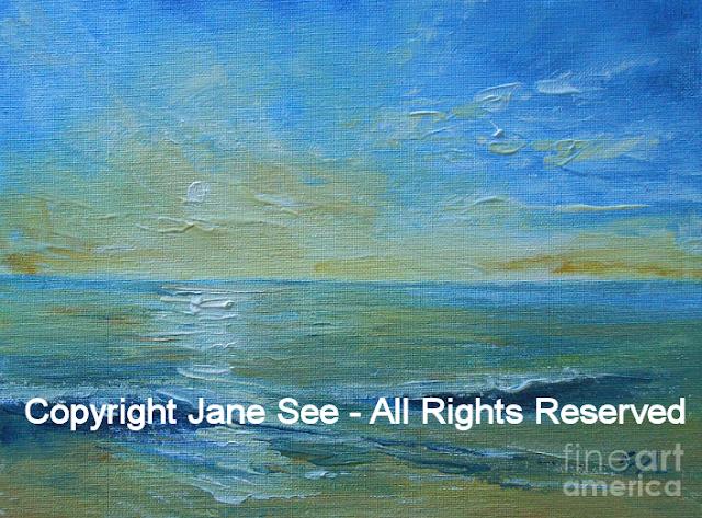 Jane See artist, silent dreams, fine art america,