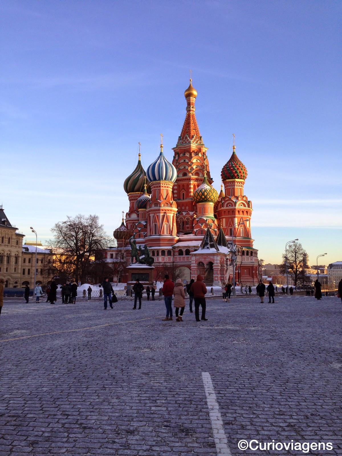 Guia Prático de Moscou