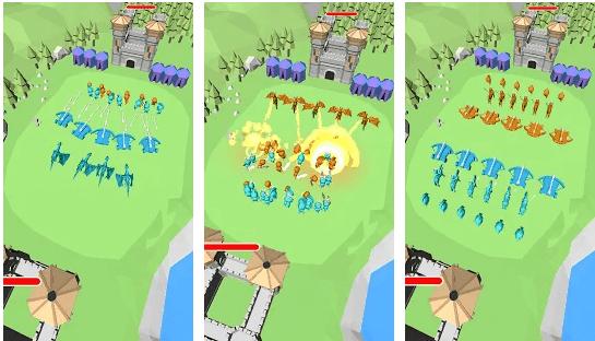 يجب ألا تفوتك اللعبة الرائعة في Tiny Kingdom