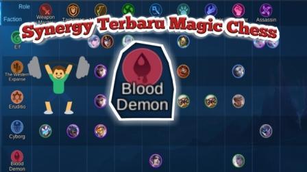 New synergy magic chess