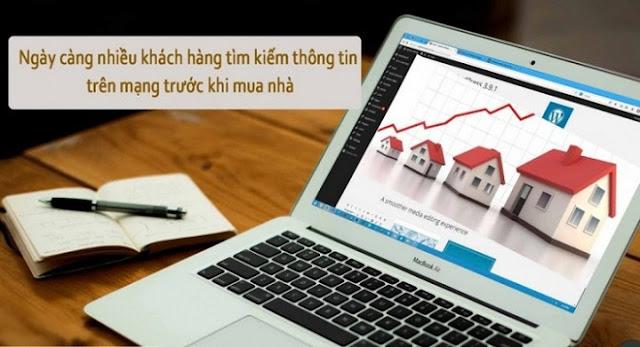 Tranh cãi chuyện bán BĐS online