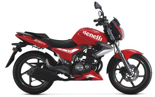 Spesifikasi dan Harga Benelli TNT 15 Terbaru