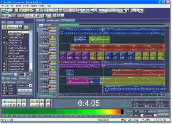 Adobe Audition CS3 Full Version Terbaru 2020 Working
