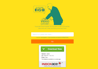 Cara Mudah Download Video Youtube Dengan VideoGrabby.Com