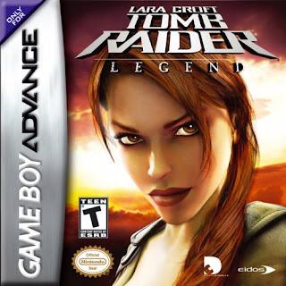 Jogue online Tomb Raider Legend para GBA