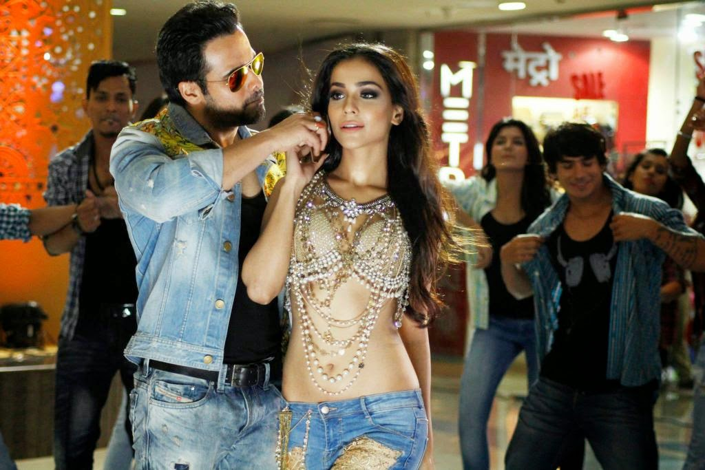 Humaima Malick and Emran Hashmi - Raja Natwarlal Review - FLip Your Collar