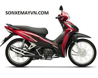 Bán Sơn xe máy HONDA WARE RSX FI 110
