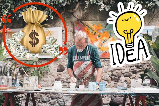 هل يمكن للمبدعين أن يحققوا ثروة من خلال إبداعاتهم ؟