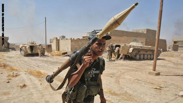 كتائب حزب الله تهدد بقطع تدفق نفط الخليج لأمريكا إذا فرضت عقوبات على العراق