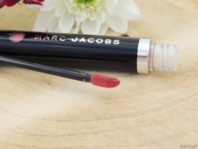 avis marc jacobs le marc liquid lip creme tenue