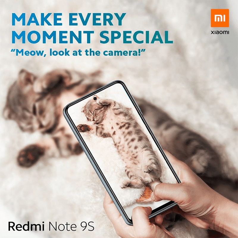 Xiaomi to launch Redmi Note 9S on March 23