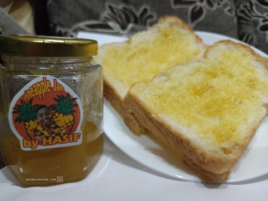 Resepi Jem Nanas Sedap Homemade