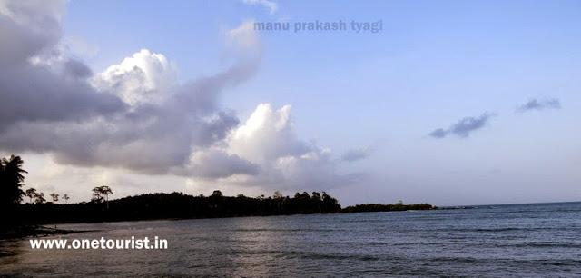 port blair to chidiya tapu ,andaman