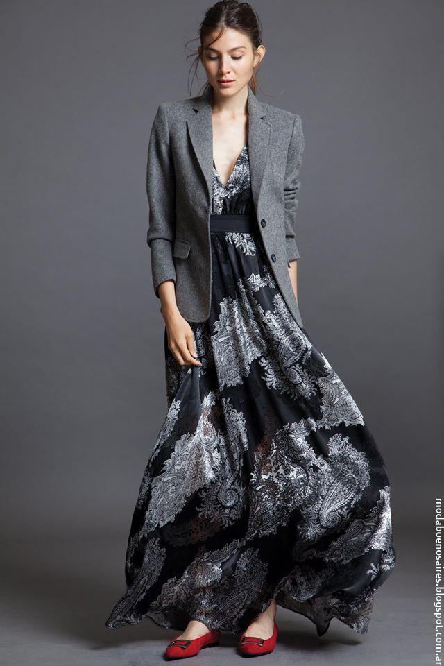 Moda invierno 2016 ropa de moda Awada 2016.