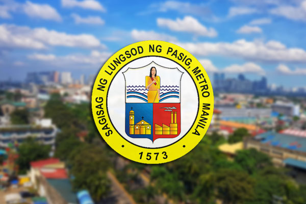 Pasig City Seal