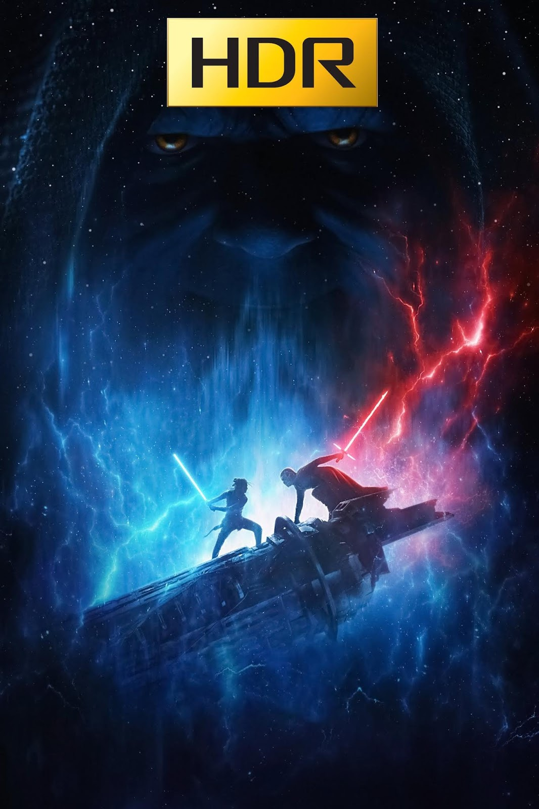 Star Wars Episodio IX: El ascenso de Skywalker (2019) 4K UHD HDR Web-DL Latino