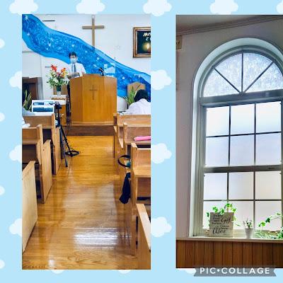 2021.7.18 主日礼拝 「恵みを見出した」創世記5章1節〜32節