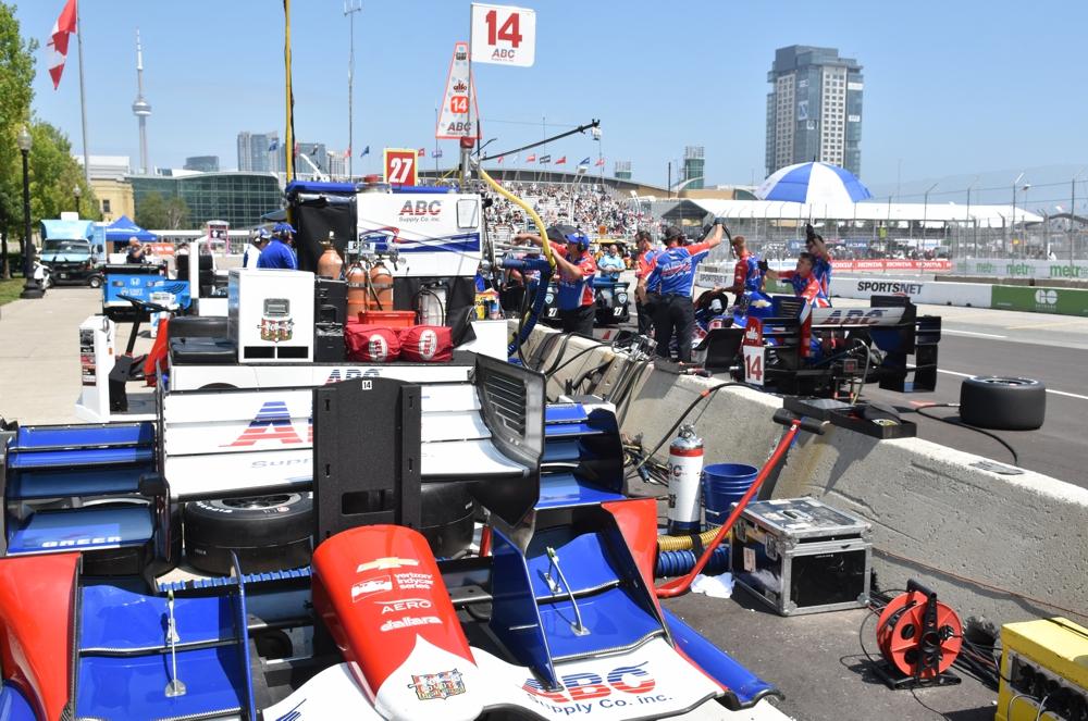 Race Car Experience Toronto