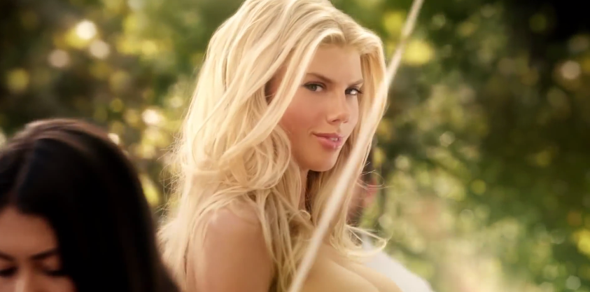 Carl's Jr. and Charlotte McKinney Go 'Au Naturel' in new ad for Super Bowl 2015