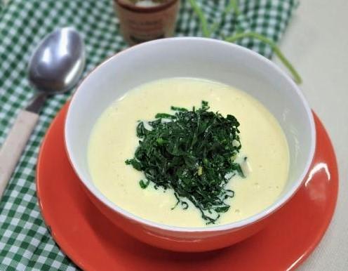 Salted Corn Curau Recipe