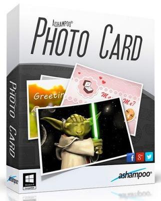 برنامج Ashampoo Photo Card لوضع الصور داخل اطارات والكثير
