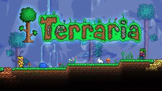 Terraria: sandbox