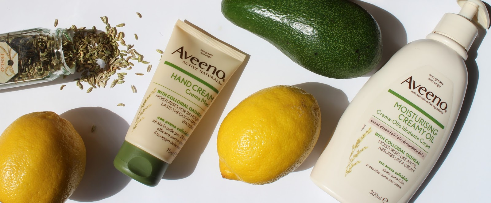Aveeno-Handcream,Moisturising-Creamy-Oil