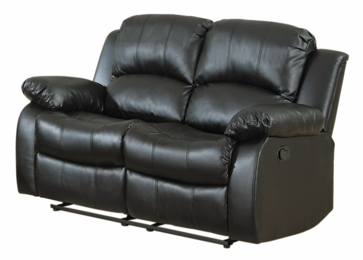 Homelegance 9700BLK 2 Berkline Leather Reclining Sofa Costco