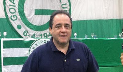 Edminho Pinheiro blefa ao falar que Vila Nova terá um orçamento maior que o do Goiás em 2021