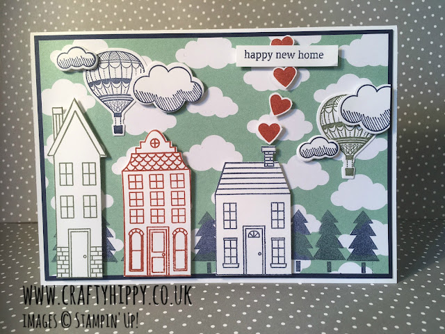 Lift Me Up Sale-a-bration stamp set, Stampin' Up!