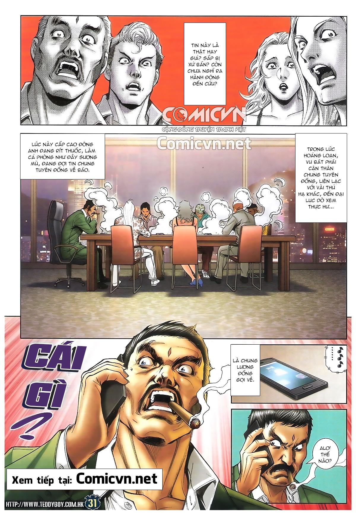 Người Trong Giang Hồ RAW Chương 1712 - NhoTruyen.Net