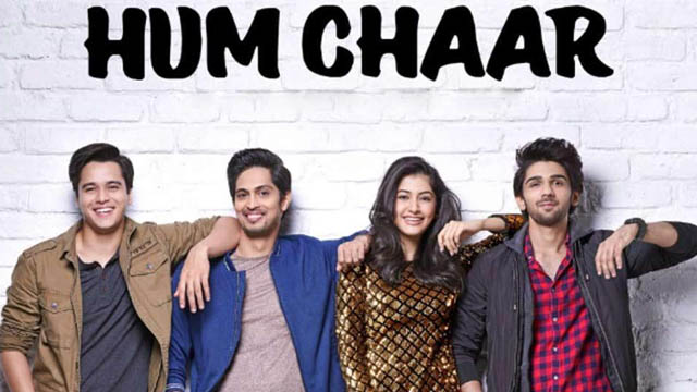 Hum Chaar (2019) Hindi Movie 720p BluRay Download