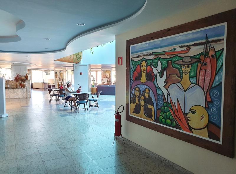 Aquarios Praia Hotel Sergipe