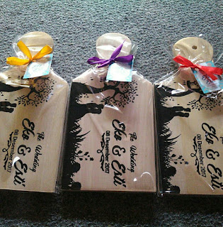 Contoh souvenir telenan surabaya untuk souvenir pernikahan