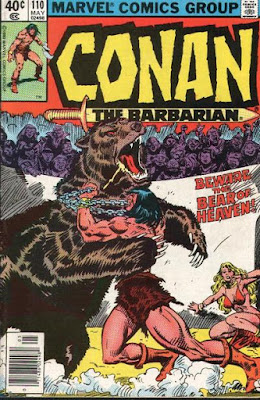 Conan the Barbarian #110