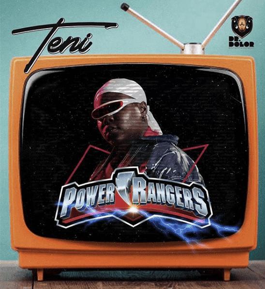 Download Teni – POWER RANGERS mp3