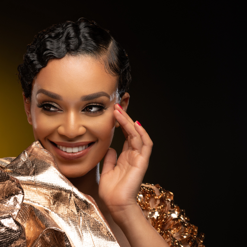 Pearl Thusi Possessive over Her New Man