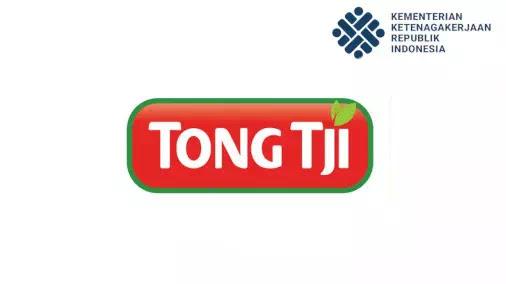 loker PT. Tong Tji terbaru
