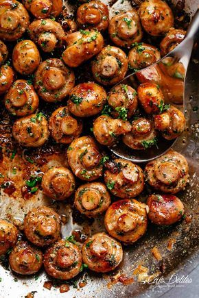 Garlic Mushrooms #recipes #healthydinner #dinnerrecipes #healthydinnerrecipes #food #foodporn #healthy #yummy #instafood #foodie #delicious #dinner #breakfast #dessert #lunch #vegan #cake #eatclean #homemade #diet #healthyfood #cleaneating #foodstagram