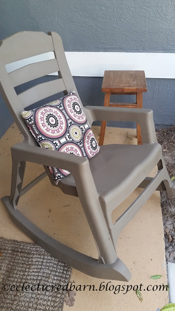 Rocking chairs that need to be updated