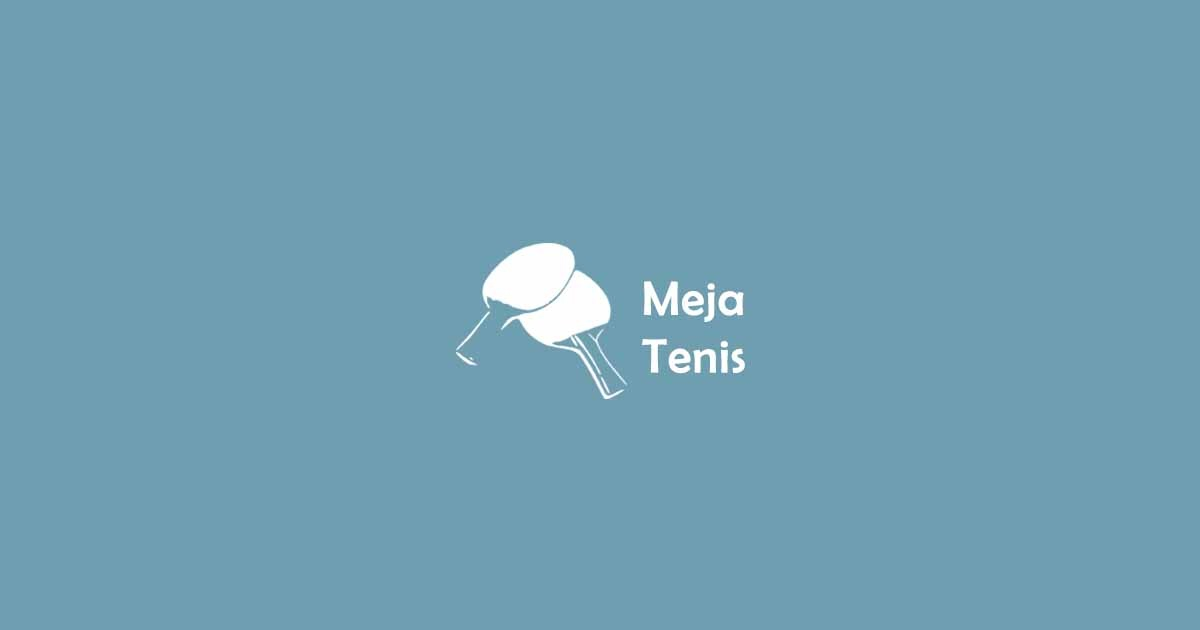 Ukuran Lapangan Tenis Meja Dengan Gambar Cara Pembuatannya Tutorian21 Com
