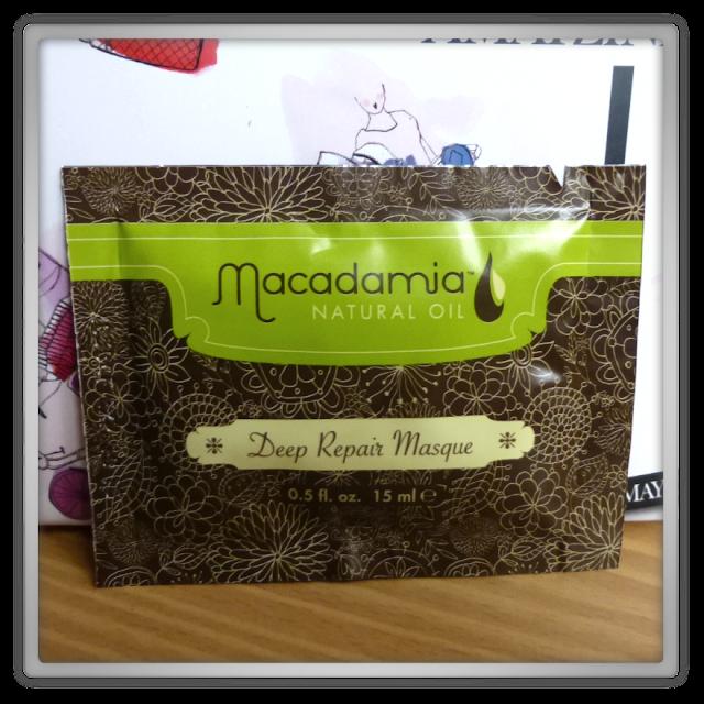 Macadamia - Deep repair masque