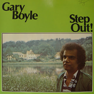 Gary Boyle - 1980 - Step Out!
