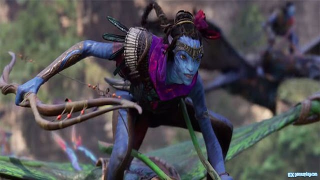 Avatar Frontiers of Pandora Visual Demonstrations Amazing on the Prime Trailer