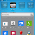 DX Home screen launcher Windows 8 theme unofficial
