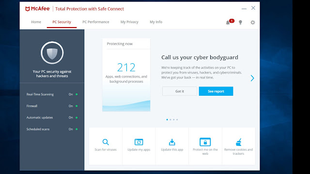 McAfee Total Protection 2020 Review