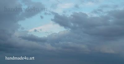 Przyroda – chmury lata