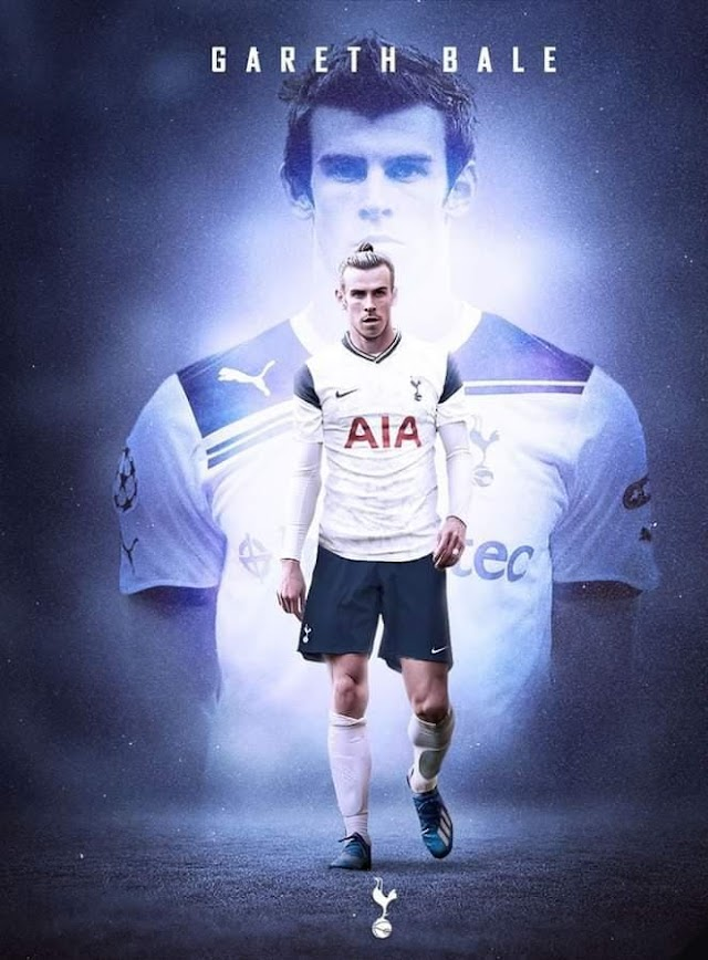 Gareth Bale Returns to Tottenham Hotspur