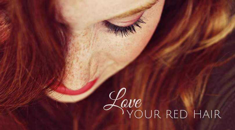 National Love Your Red Hair Day Wishes Images